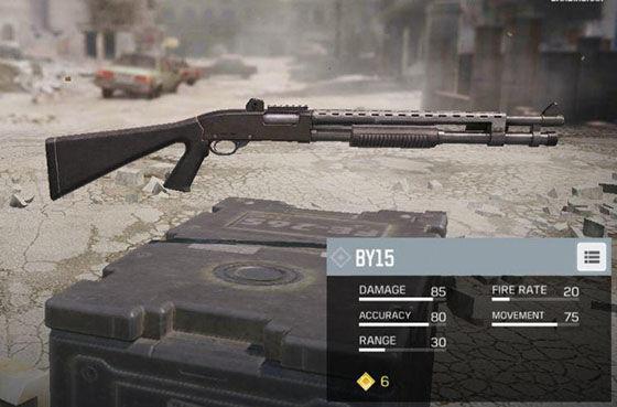 Senjata Terbaik Cod Mobile By15 22199