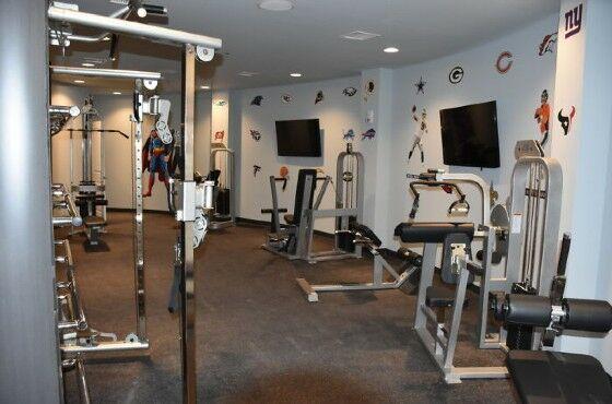 Gym Cad3e