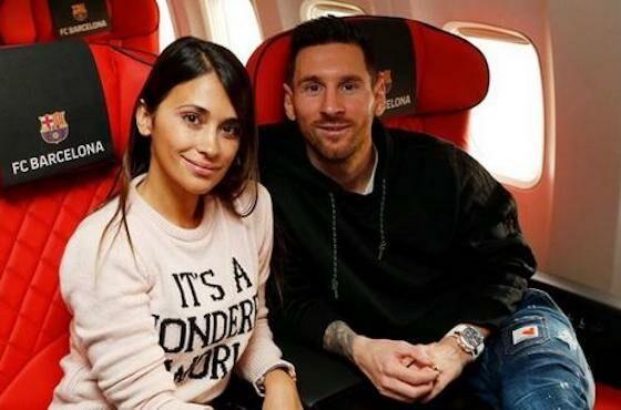 Lionel Messi 19b57