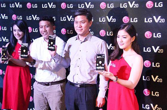 Lg V20 Hadir Di Indonesia