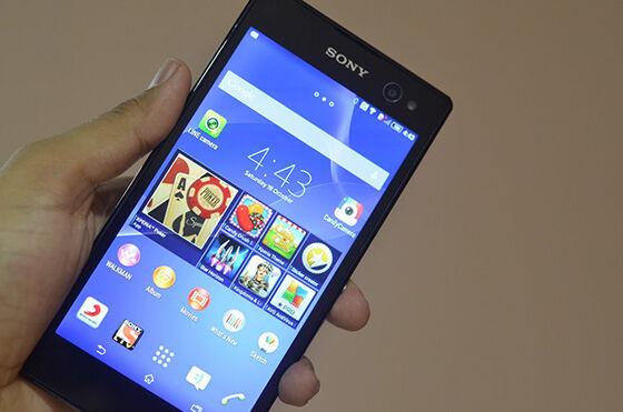 Jangan Jual Sony Xperia C3 2