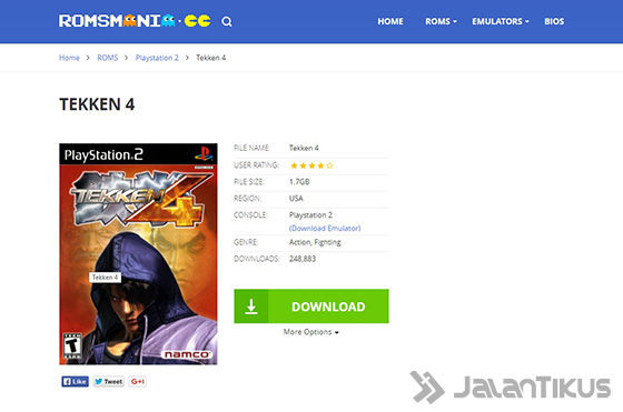 Download Game Ps2 Iso Gratis Emulator Android Pc Jalantikus