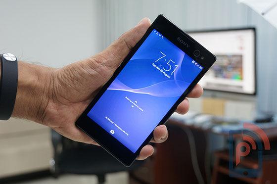 Jangan Jual Sony Xperia C3 5