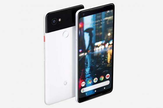 Smartphone Dengan Prosesor Tercepat 2017 Google Pixel 2 Xl
