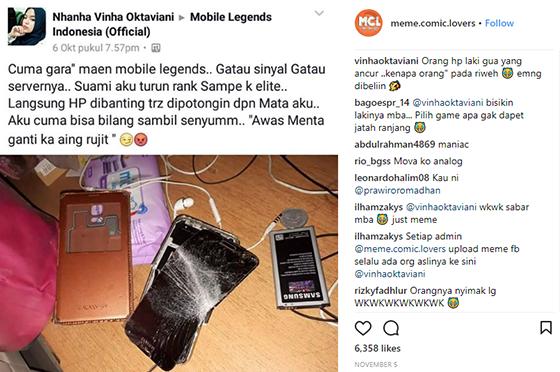 Hal Mengenaskan Akibat Moba Smartphone 4