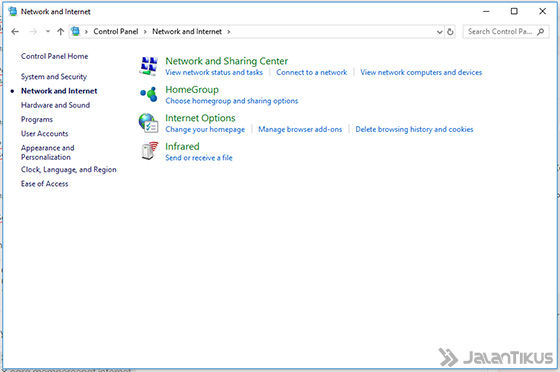 Cara Setting Dns 1111 Windows 1 D0f47