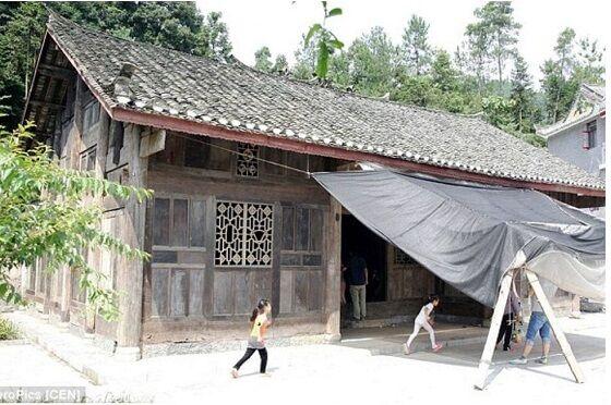 Rumah Tua China 010e9