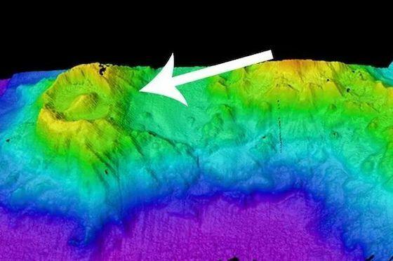 Gunung Api Bawah Laut Bengkulu Fb22c