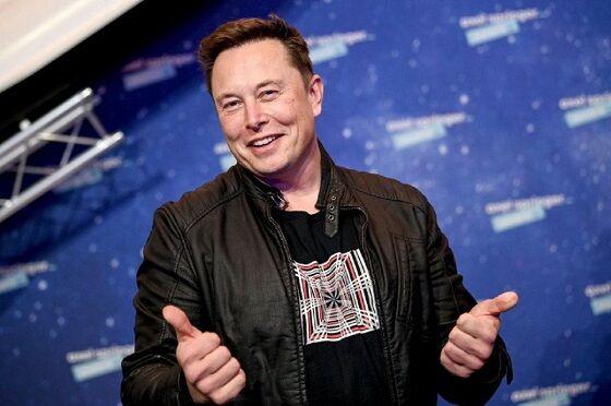 Elon Musk CEO Gaji Tertinggi 83893