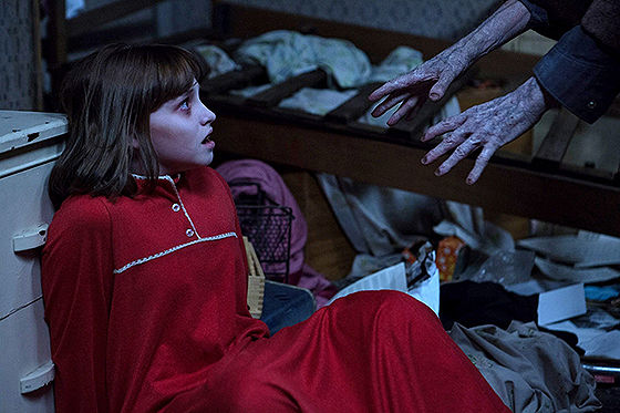 The Conjuring 2 Hands