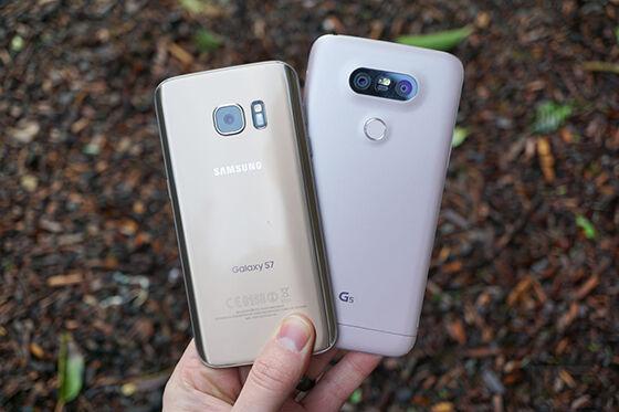 Samsung Dan Lg Asal Korea Selatan