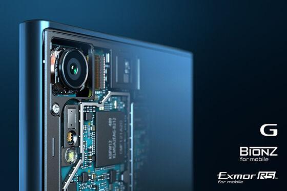 Harga Sony Xperia Xz Kamera