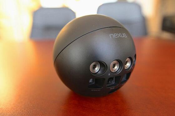 Produk Gagal Google Nexus Q
