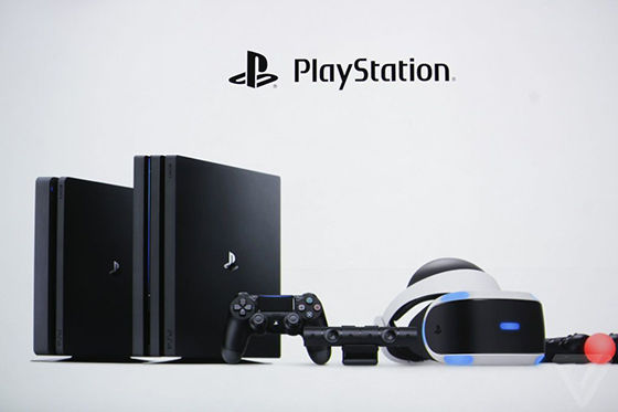 Sony Ps4 Pro Dan Ps4 Slim