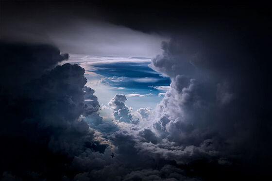 Foto Fantastis Dari Pesawat 12