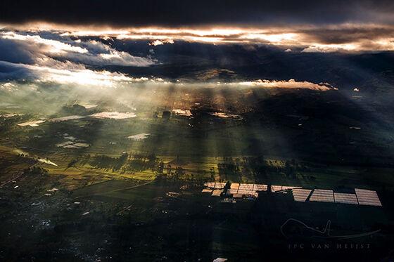Foto Fantastis Dari Pesawat 5
