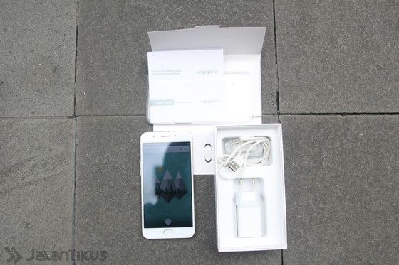 Review Oppo F1s 24
