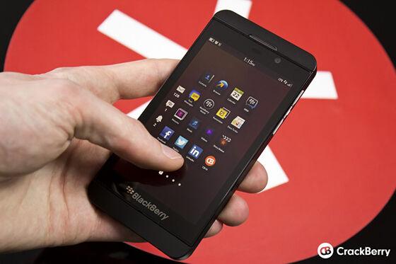 Jangan Jual Blackberry Z10 2