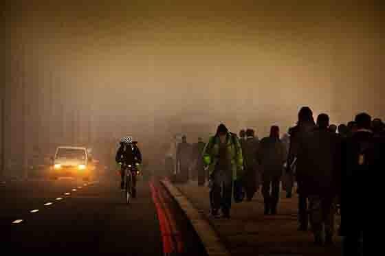 Foto Efek Global Warming Dunia 09