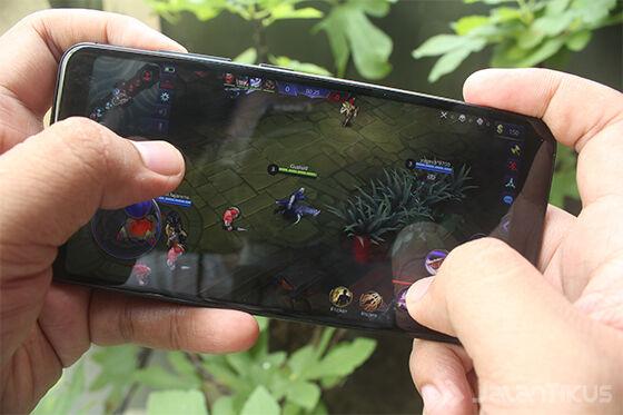 Asus Zenfone Max Plus M1 Game 9cc13