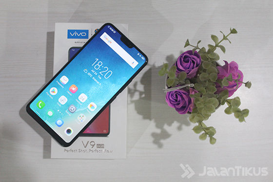 Harga Dan Spesifikasi Vivo V9 6gb Fe8ae