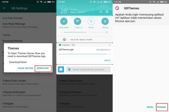 Cara Mengubah Tema Whatsapp 3 Fb945