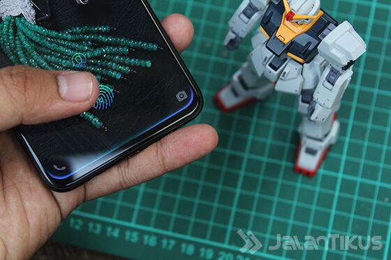 Screen Touch Id Vivo V11 Pro 215a8