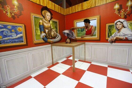 30+ Kumpulan Gambar 3D Keren, Bisa Jadi Wallpaper ...