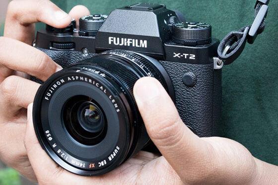 Kamera Fujifilm Mirrorless 5e73e