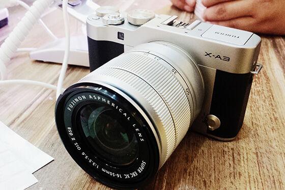 Kamera Fujifilm Terbaik X A3 Bbdc4