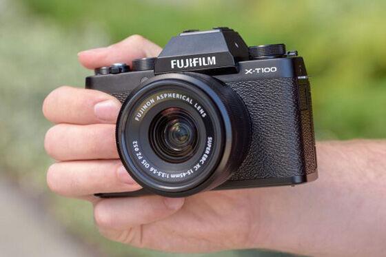 Kamera Fujifilm Terbaik X T100 1ff22
