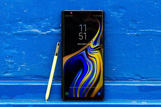 Hp Terbaik 2019 Galaxy Note 9 3f0b0