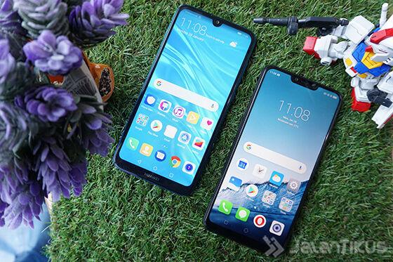 Komparasi Huawei Vs Realme Imlek 7e7e0