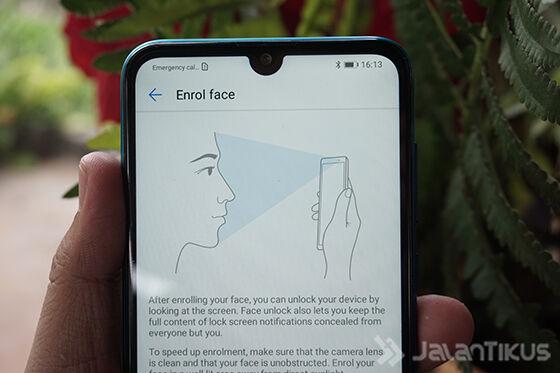 Huawei Y7 Pro 2019 Vs Oppo A7 Face Unlock 9658b