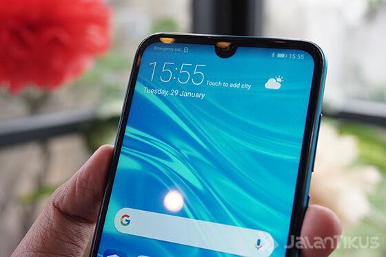 Huawei Y7 Pro 2019 Vs Oppo A7 Layar D2c67