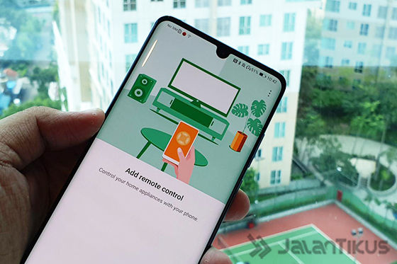 Smart Remote Huawei P30 Pro 197c6