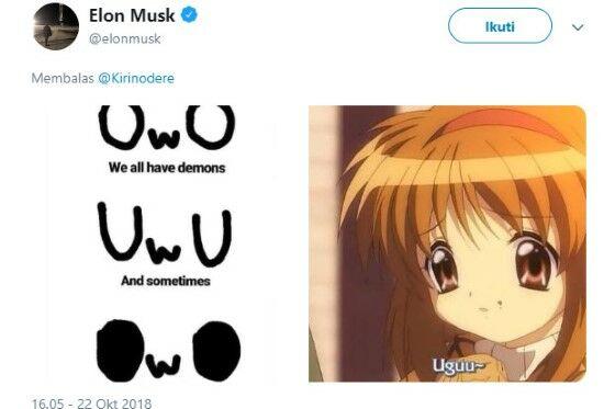 Elon Musk Suka Anime 8 07c07