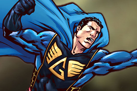 Superhero Indonesia Godam E22db