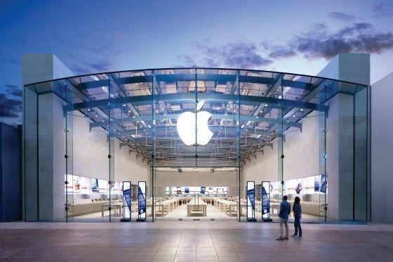 Perusahaan Teknologi Terkaya Apple 16af1