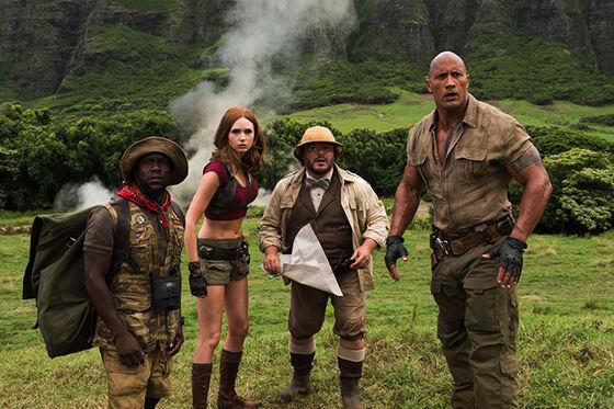 10 Film Terbaik Yang Dibintangi Oleh The Rock 1 Bede9