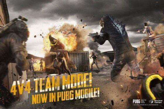 PUBG Mode Team Deathmatch 1 Aac5c