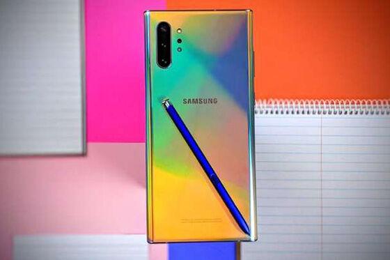 Hp Terbaik 2019 Samsung Galaxy Note 10 15968