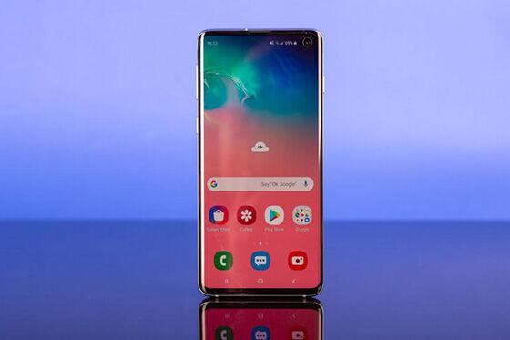 Hp Terbaik 2019 Samsung Galaxy S10 358fa