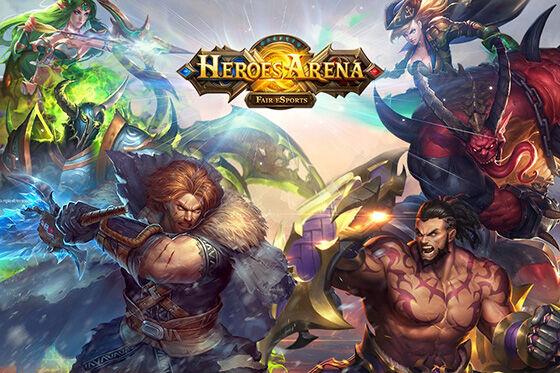 Heroes Of Arena 2 Bdcca
