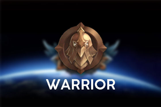 Urutan Rank Mobile Legends Warrior 2117d