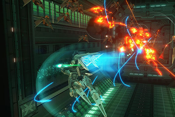 Zone Of The Enders 21ff9