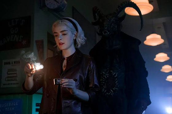 Chilling Adventures Of Sabrina B4b22