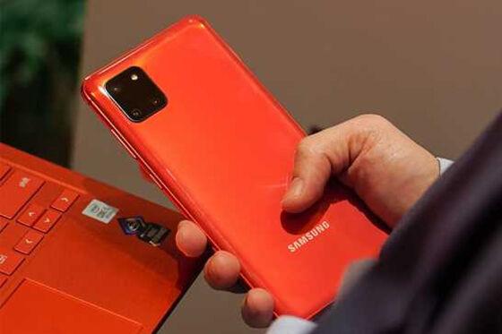 Hp Terbaru Februari 2020 Samsung Galaxy Note 10 Lite 7c43f