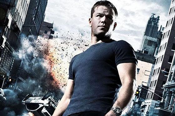 Jason Bourne 0a2f2