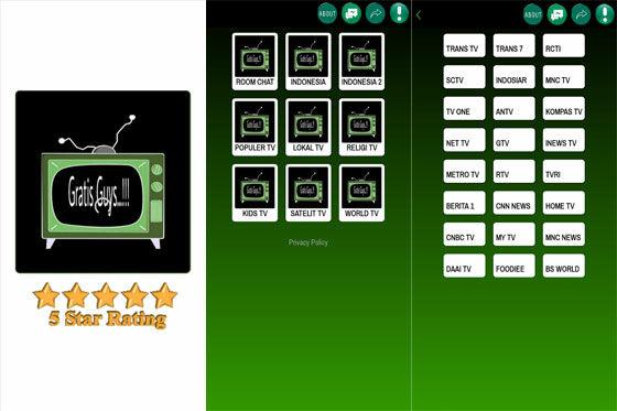Aplikasi Tv Online Tv Indonesia Go C4661